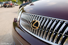 Lexus Bling @ so wal mega meet 2013