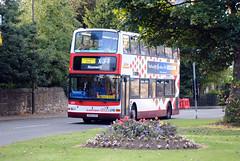 684 (Callum's Buses and Stuff) Tags: bus buses edinburgh president dennis lothian trident lothianbuses plaxton edinburghbus
