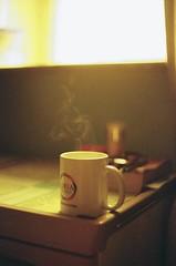 89550019 (Suniko) Tags: film cup coffee tea ishootfilm steam mongolia cupoftea ulaanbaatar expiredfilm filmisnotdead believeinfilm