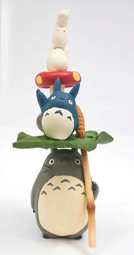 龍貓 疊疊樂 平衡遊戲組
