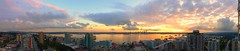 Pano: A gorgeous Vancouver sunset (peggyhr) Tags: ocean city blue sunset red sky orange white canada yellow skyline vancouver clouds reflections bc harbour harmony mauve 50faves peggyhr heartawards iknowwhereyouare 100commentgroup mygearandme mygearandmepremium mygearandmebronze mygearandmebronzeselection allphotography aroundtheworldcityscapes blinkagain blinkagainwinners bestofblinkwinners redgroupno1 blinkagainsuperstars yellowgroupno2 bluegroupno4 niceasitgets~level1 p1050623a level~2niceasitgets