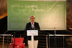 Marco António Costa na Covilhã
