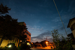 near my house (gasdust) Tags: night evening dusk sigma 1020mm mie f35 kameyama a700 700 alfa700
