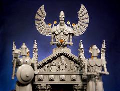 Temple of Ennoc (Fianat) Tags: castle lego fantasy heroica fianat