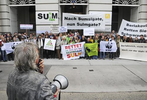 Schwarze Sulm Demo