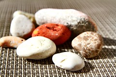 Pebbles from the mediterranean (CCphotoworks) Tags: pebbles beachpebbles prettystones stilllifephoto flickrelitegroup mediterraneanbeachpebbles