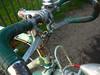 Franse randonneur van het merk Prester (Willem's Vintage Bikes) Tags: france troyes french course velo oude fiets ancien randonneur porteur prester tourfiets