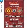 Lokasi Nobar: #LN Nobar @rocketpowerorg #Jakarta #RedInPeace Manchester United VS Arsenal | 17 Mei15 At @FamilyMart_ID #Pejaten | HTM: 25rb | 0857 1583 4887