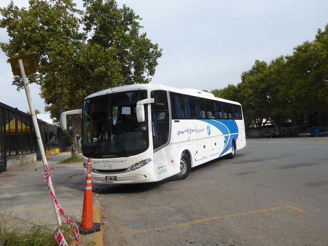 CQ482 - NEA 397 - Buenos Aires, Argentina - 21 Feb 2015