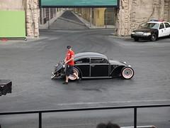 Stunt Car Show at Movie World 3 (Yortw) Tags: world show car movie lumix automobile australia panasonic vehicles qld april stunt goldcoast 2015 oxenford microfourthirds dmcg10