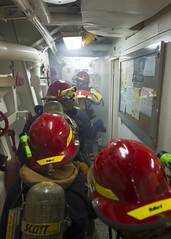 150520-N-FQ994-061 (CNE CNA C6F) Tags: ross spain navy mc firefighting usnavy mediterraneansea rota ddg71 6thfleet damagecontroltraining npase