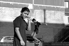 Urban Skaters (Francis Johns) Tags: sydney olympus skaters haymarket