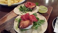 Fish tacos at Foxglove (Jacqi B) Tags: food eatingout foxglove fish tacos fishtacos