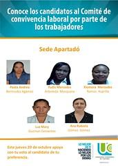 Candidatos Apartad (ucooperativadecolombia) Tags: candidatos sedes ucc comit de convivencia octubre universidadcooperativadecolombia
