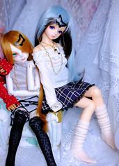 (nanatsuhachi) Tags:  doll bjd daydream daydreamdoll daydreamer daydreamjuliet juliet  blossombody holidaychoice balljointeddoll luts lutsdoll kdf kiddelf 2015winterevent romanticbody agatha