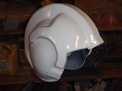Base White (thorssoli) Tags: dwdesignstudios helmet prop costume xwing pilot replica vacform