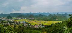 Quan Ba Twin Mountain (.tung.ti.) Tags: vietnam panorama scenery twin hagiang asia