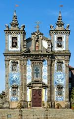 Igreja de Santo Ildefonso (vmribeiro.net) Tags: geo:lat=4114596763 geo:lon=860680908 geotagged porto portugal prt igreja santo ildefonso church azulejos barroco baroque sony a350
