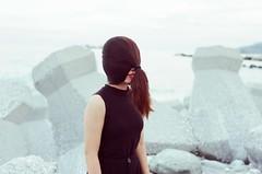 () Tags: canon 1v fujifilm 250d portrait girl hualien seascape