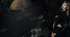 Look # 276 (Alexa Sabetha | Yes Please!) Tags: sintiklia asteria zibska mowie treschic sl secondlife ww2 1940 avatar virtualgirl virtual