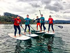 Un da de paddle (Pepe Fernndez) Tags: paddle txoko txokosurfclub grupo fotodegrupo