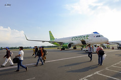 Citilink A320 (A. Wee) Tags: indonesia  yogyakarta jog airport  citilink airbus a320