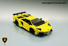 LEGO Lamborghini Aventador SuperVeloce (Firas Abu-Jaber) Tags: legocars legocar legomoc legocreator legocreations legocreation legolamborghiniaventador lamborghini aventador superveloce supercar cars car scalemodel modelteam photography photographer afol afols flickr instagram mocpages firaslego firasabujaber