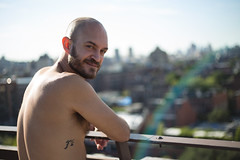 Mornings in the Meatpacking District with Ace XI (Kirk Lorenzo) Tags: queer queerartists queergaze queerness queermen nyc ny outdoors places place portrait portraits portraiture people sexualidentity sexuality scruff digital gay gaymen gayman gayjock gaymuscle homoerotic hedonism kirklorenzo landscapes landscape light nature city newyork newyorkcity cityscape