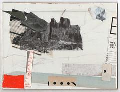 Terrain vague (Armand Brac) Tags: collage armandbrac art artwork abstract handmade collageart cutpaste mixedmedia mixmedia paper cutandpaste paperart analogue