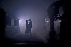 'Departure' (andrew_@oxford) Tags: swindon railway museum steam great western timeline events brief encounter