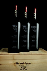 Wine Diesel Farm (cristianmighetti) Tags: vino wine diesel dieselfarm marostica veneto italia sullestradedelvino stilllife canon 7d markii lastolite softbox 60x60 flash canon600ex tripod travelangel benro c18 black ceralacca
