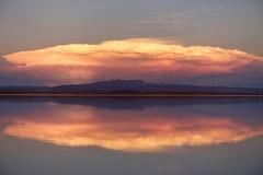 Salar de Uyuni (r y o m a) Tags: latinoamerica nature naturaleza landscape paisaje uyuni bolivia salar reflect sky ウユニ ボリビア 雨季 反射 雲