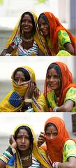 Nomadic life (bhavit.godiwala) Tags: nomad nomadicgirls pushkar pushkarfair pushkar2016 camelfair rajasthan nikon d3300 bhavit expressions