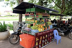 Siem Reap, Cambodia (Msimonin) Tags: cambodge cambodia asia siem reap angkor travel backpack architecture nature city fruits snack