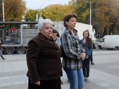 Харьковские дамы II (GrusiaKot) Tags: ucraina ukraine україна украина travelling autumn ladies elder couple people women kharkiv kharkov