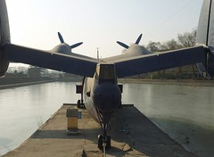 "Beriev Be-6P (Qing-6) 5 • <a style=""font-size:0.8em;"" href=""http://www.flickr.com/photos/81723459@N04/30627179906/"" target=""_blank"">View on Flickr</a>"