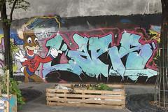 Lars (Ruepestre) Tags: lars paris france streetart street graffiti gtaffiti graffitis art urbain urbanexploration urban
