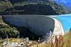 barrage et lac des Toules (bulbocode909) Tags: valais suisse valdentremont bourgstpierre barrages lacs lacdestoule barragedestoules montagnes nature paysages fleurs arbres vert bleu
