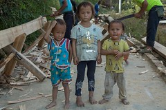 China - Basha Miao village, children (lukasz.semeniuk) Tags: china bashamiaovillage children basha miao