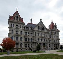 State Capitol (BOB WESTON) Tags: albanynewyork
