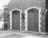 P-60-J-003 (neenahhistoricalsociety) Tags: neenahhighschool schools fieldhouses shattuck plaques markers