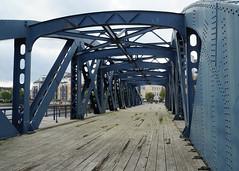 Victoria Swing Bridge - Leith (Neil Pulling) Tags: uk edinburgh forth leith scotland victoriaswingbridgeleith