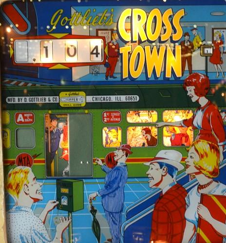 pinball arcade backglass