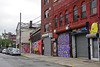 Welling Court Mural Project - Astoria, Queens, NYC (SomePhotosTakenByMe) Tags: auto car gebäude building usa urlaub vacation holiday nyc newyork newyorkcity america amerika queens astoria mural wandbild kunst art graffiti wellingcourt wellingcourtmuralproject muralproject outdoor