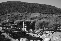 IMG_4448 (goaniwhere) Tags: ephesusturkey ancient city history historicalsite ancientcity ancientruins ephesus travel outdoors