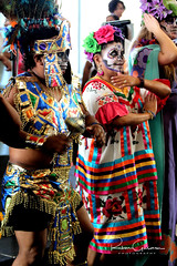 Day of the Dead 2016 49 (part 1) (Ruben Gusman Photography) Tags: thenelsonatkinsmuseumofart mariachis diadelosmuertos dayofthedeadskulls skeletons death donquioto kansascity