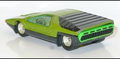 Carabo Bertone (2099) DINKY Fr. L1120651 (baffalie) Tags: auto voiture car coche miniature diecast toys jeux jouet