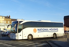 NH15SDH National Holidays 775 in Blackpool (j.a.sanderson) Tags: nh15sdh nationalholidays blackpool 775 mercedesbenztourismo 2015 coach coaches