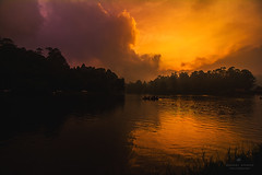 Kodaikanal, Tamil Nadu, India. (Bharani Eswaran) Tags: travelphotogrsphy photography sunset backlight colours lake tamilnadu kodaikanal indianculture india hillstation canon60d canon nationalgeography evening flicker flickerunlimited