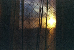 .I just want the world to be quiet for a bit. (Camila Guerreiro) Tags: film agfa expiredfilm leica 35mm analog camilaguerreiro agr400 grain leicar4 window sunset brazil